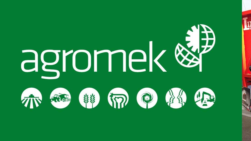 Meet us at Agromek 2018